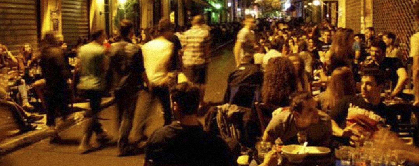 Θεσσαλονίκη – Νυχτερινή Ζωή